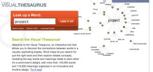 visualthesaurus