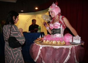 sweet cakes serving skirt of Catalyst Arts